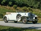 1932 Stutz DV-32 Convertible Victoria by Rollston - $