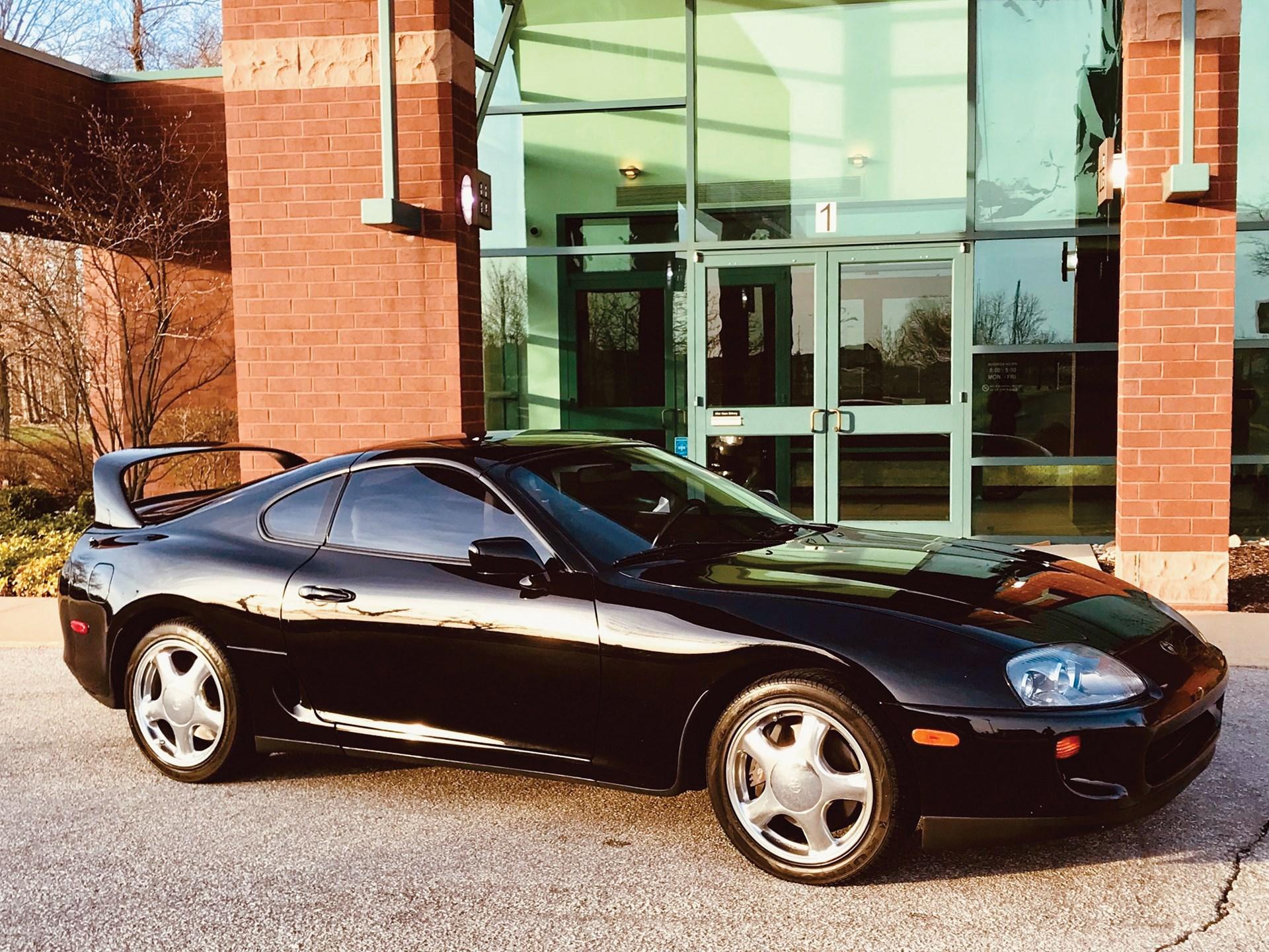 Rm Sotheby S 1994 Toyota Supra Twin Turbo Targa Auburn Spring 2019