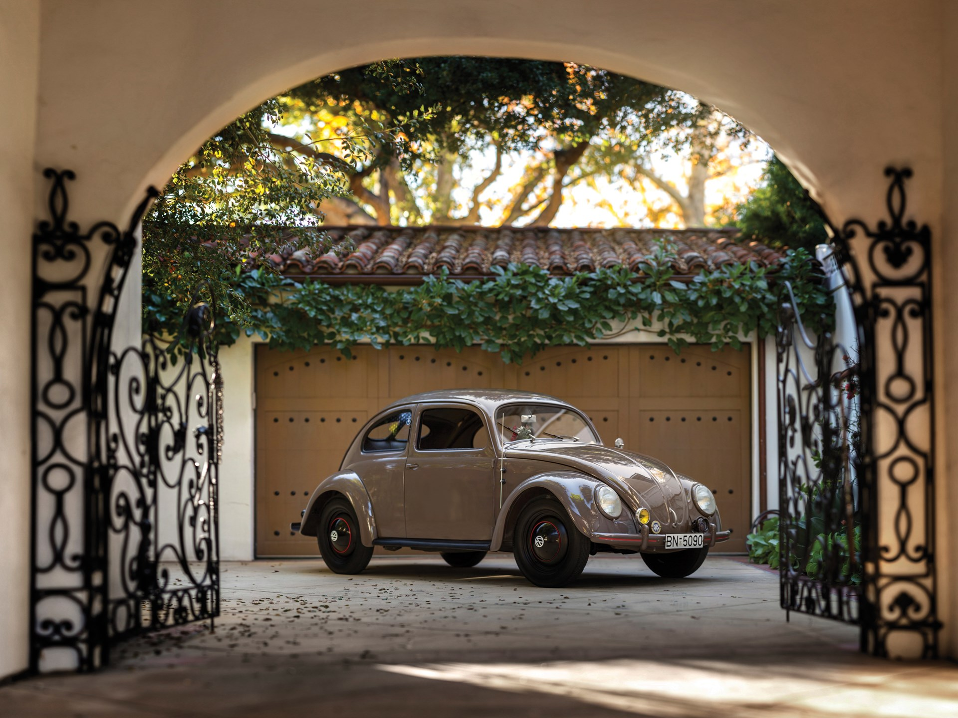 RM Sotheby's - 1952 Volkswagen Type 1 Beetle 'Split-Window