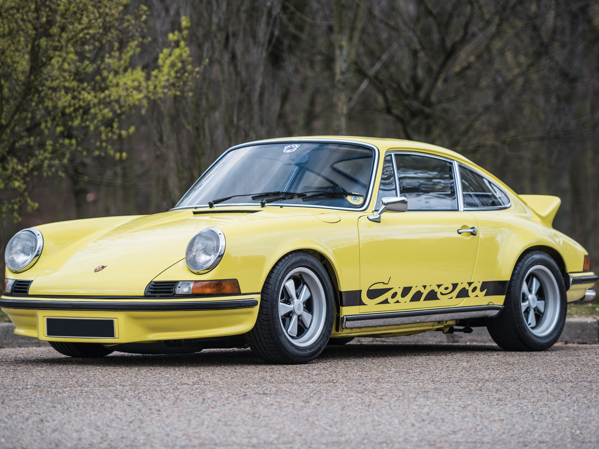 1973 porsche rs for sale