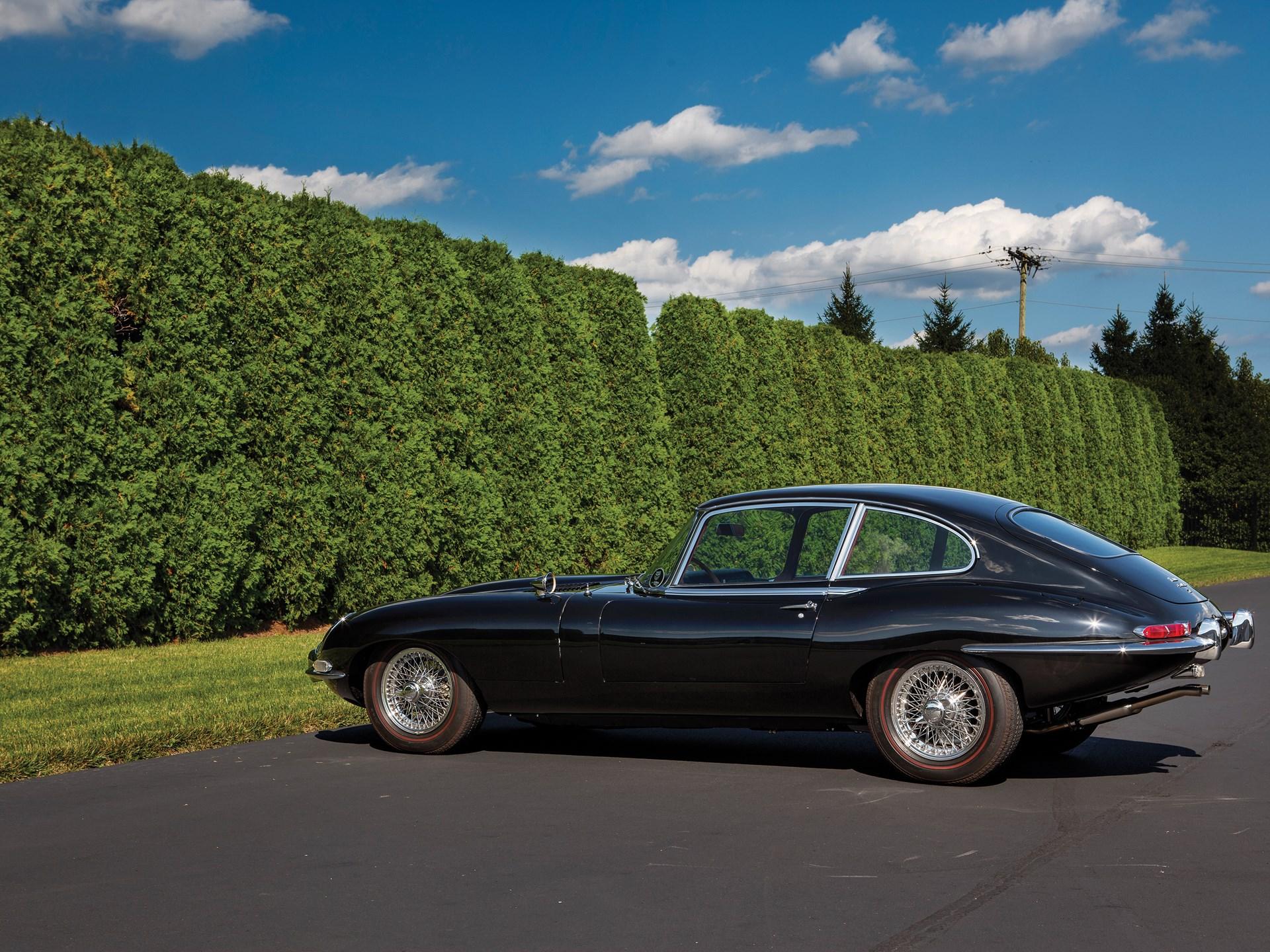 1966 Jaguar E-Type Series 1 4.2-Litre 2+2