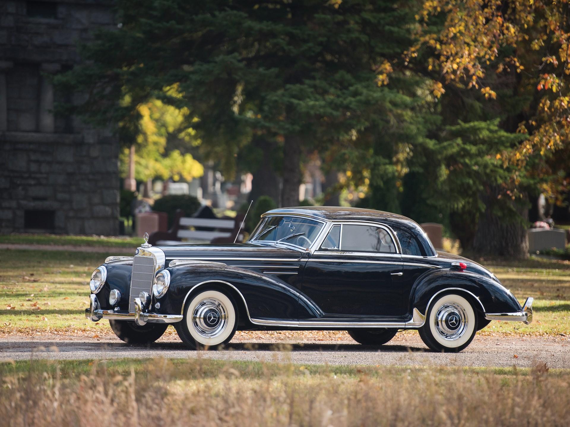 RM Sotheby's - 1955 Mercedes-Benz 300 Sc Coupe | New York ...