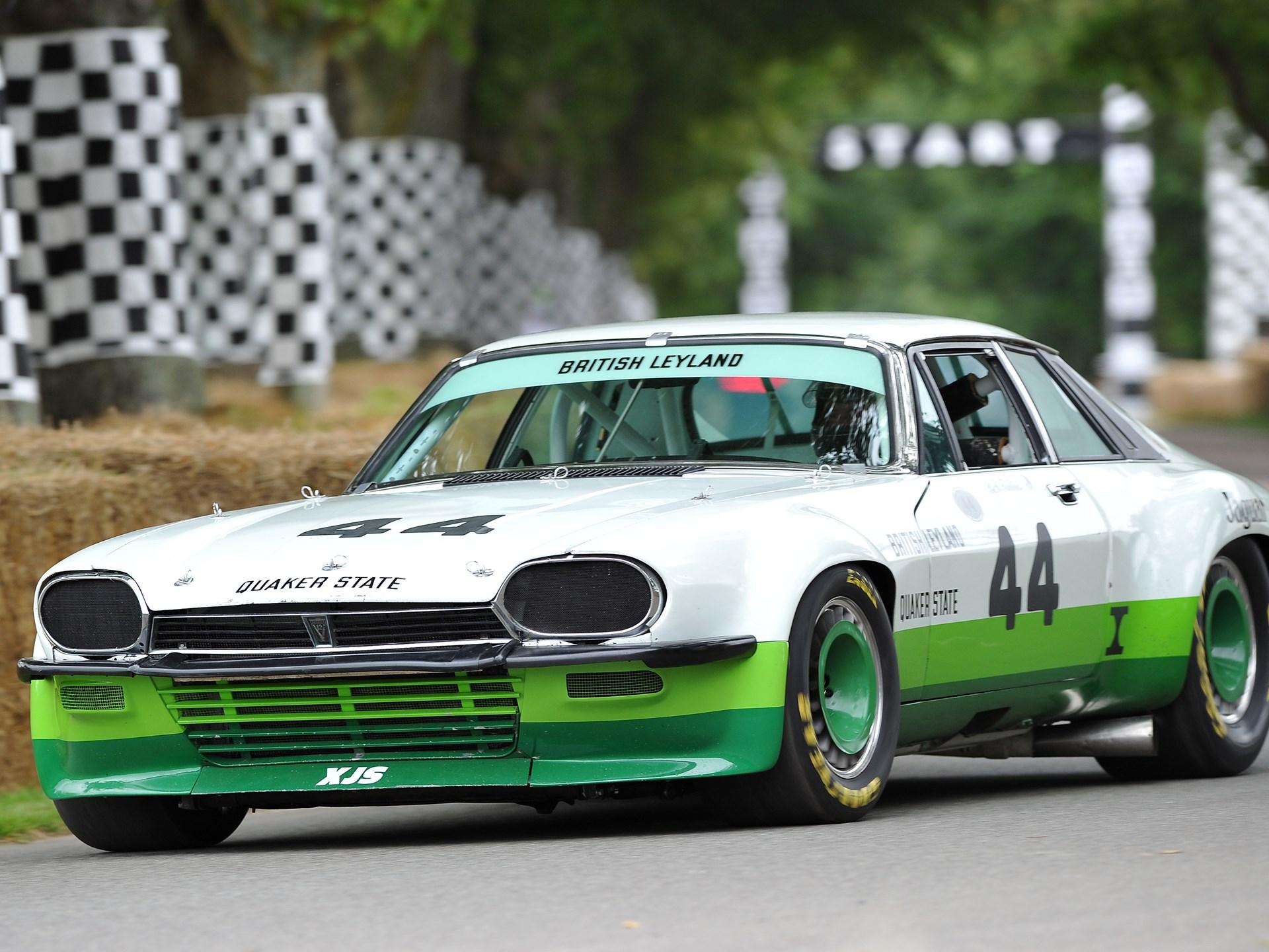 RM Sotheby\'s - 1978 Jaguar XJ-S Group 44 Trans-Am Race Car ...