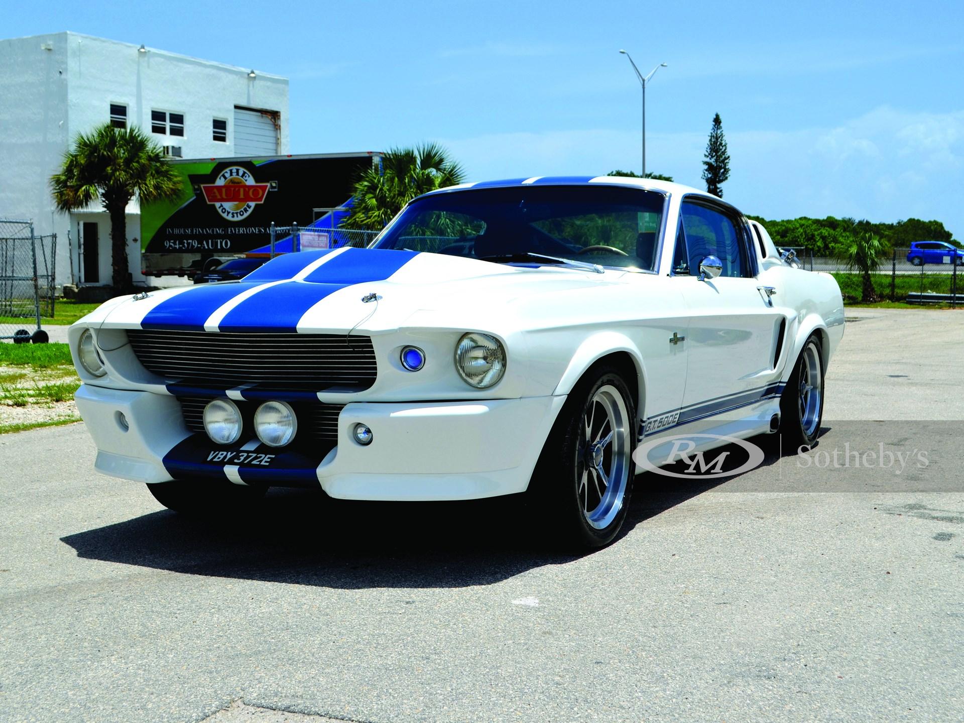 Mustang Eleanor 1967 Specs