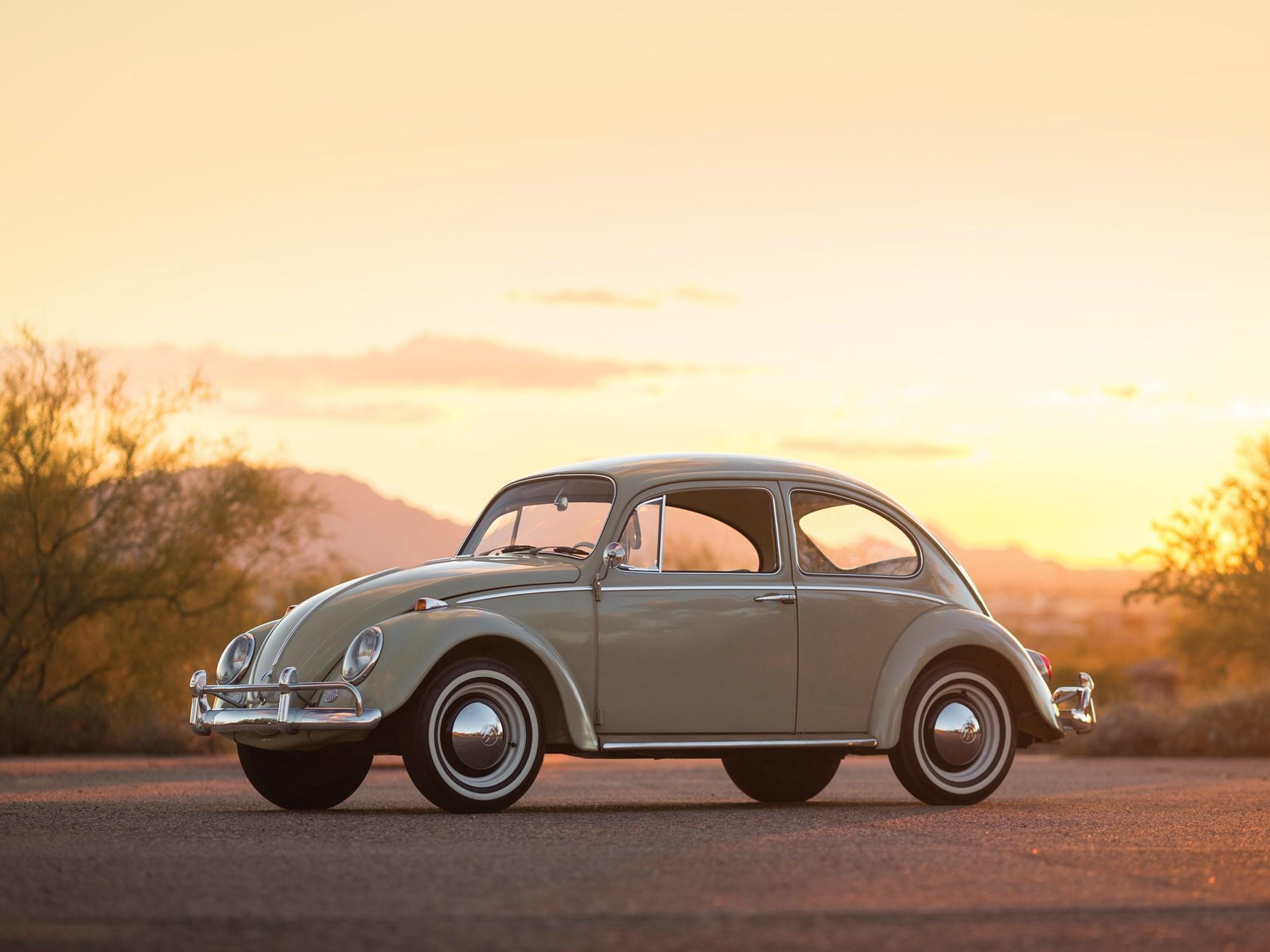 1965 Volkswagen Beetle Sedan