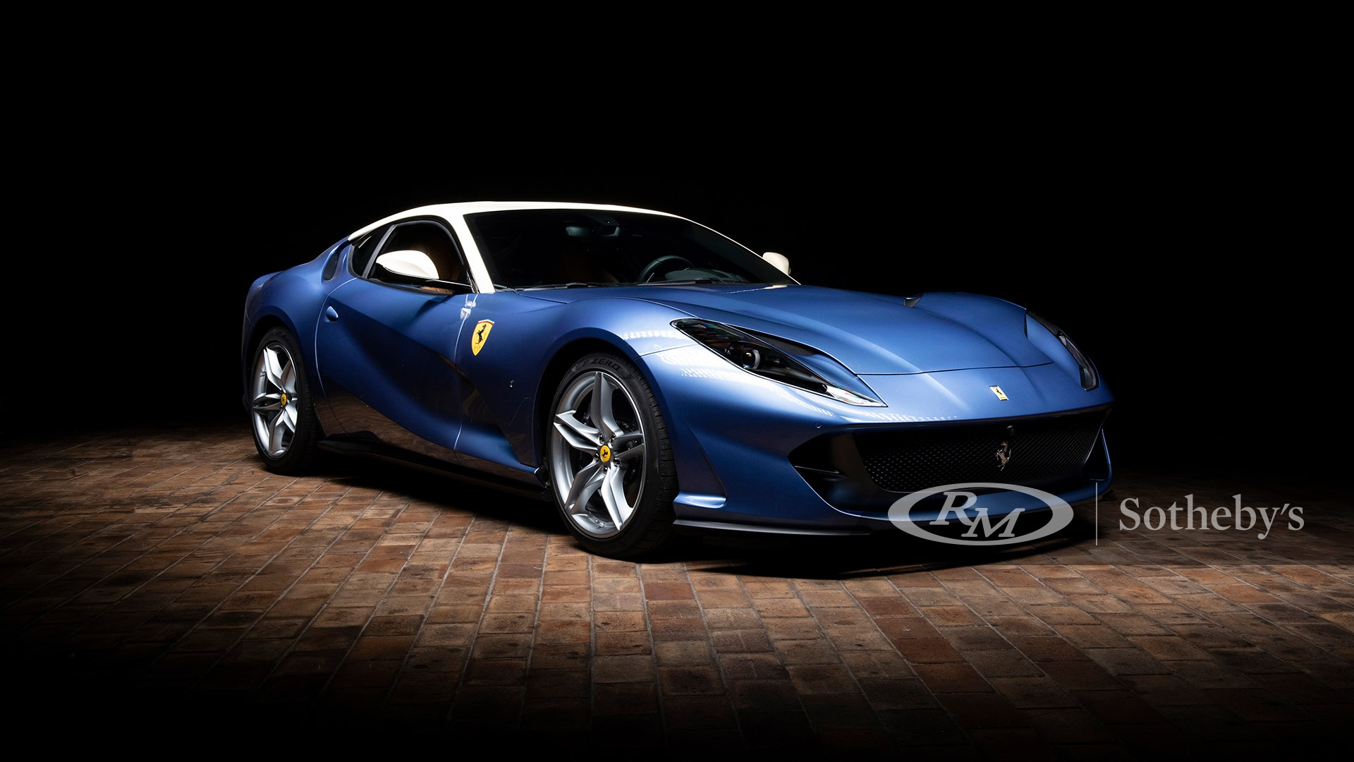 RM Sotheby's London 2020, Blog, 2019 Ferrari 812 Superfast 0719 SA