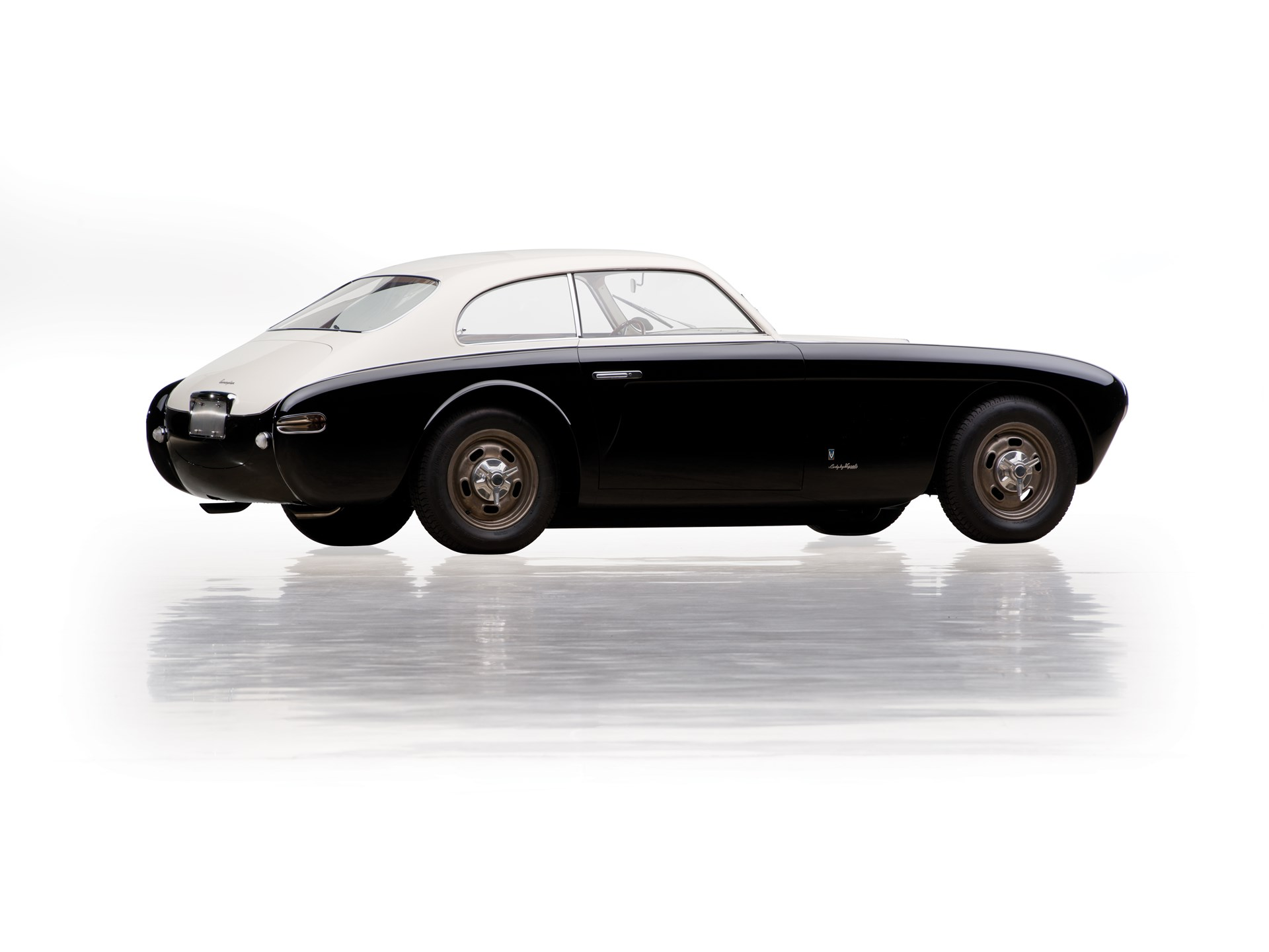 1953 Cunningham C3 Coupe by Vignale