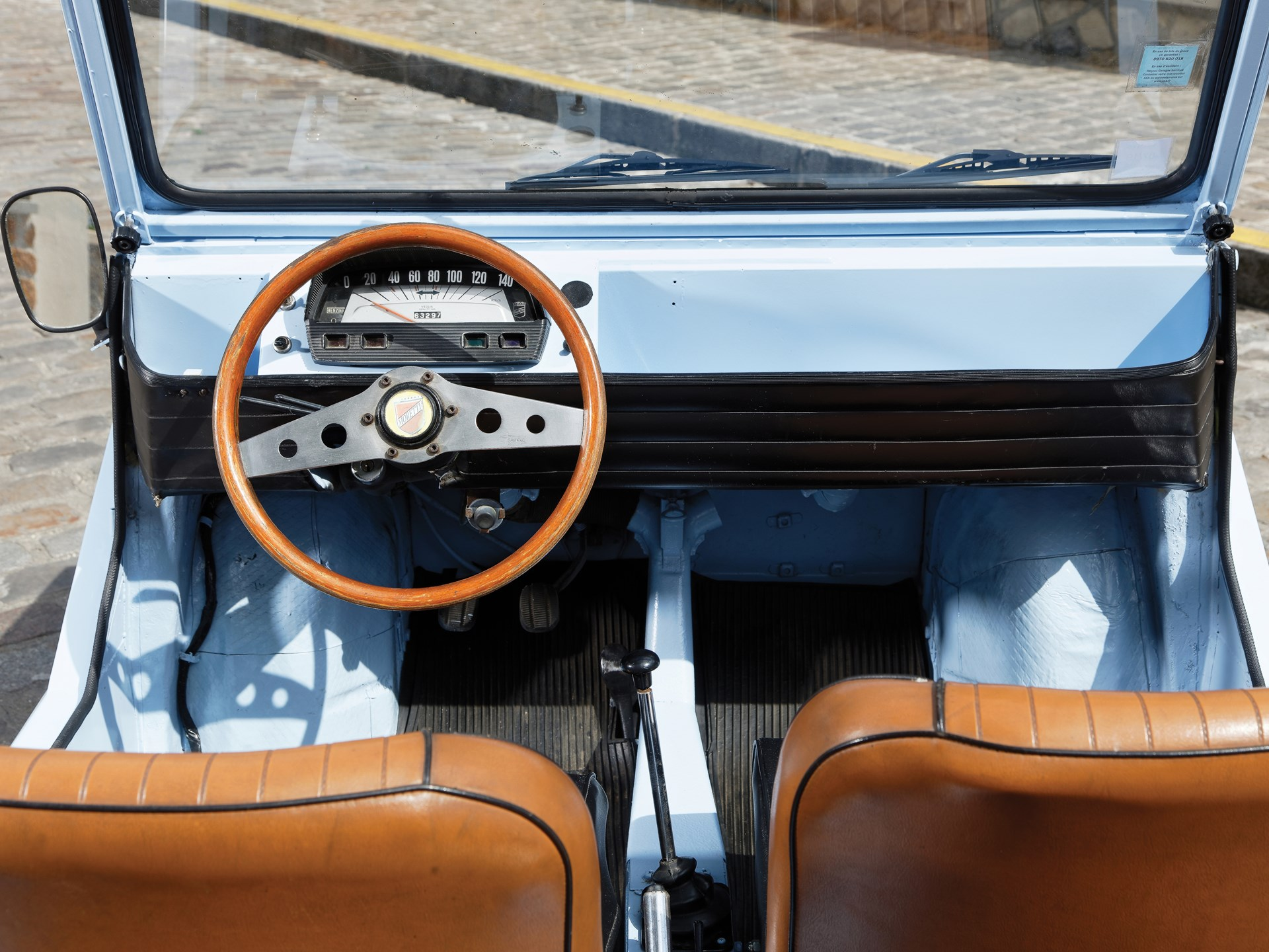 Rm Sotheby S 1971 Fiat 500 Minimaxi By Moretti London 2017