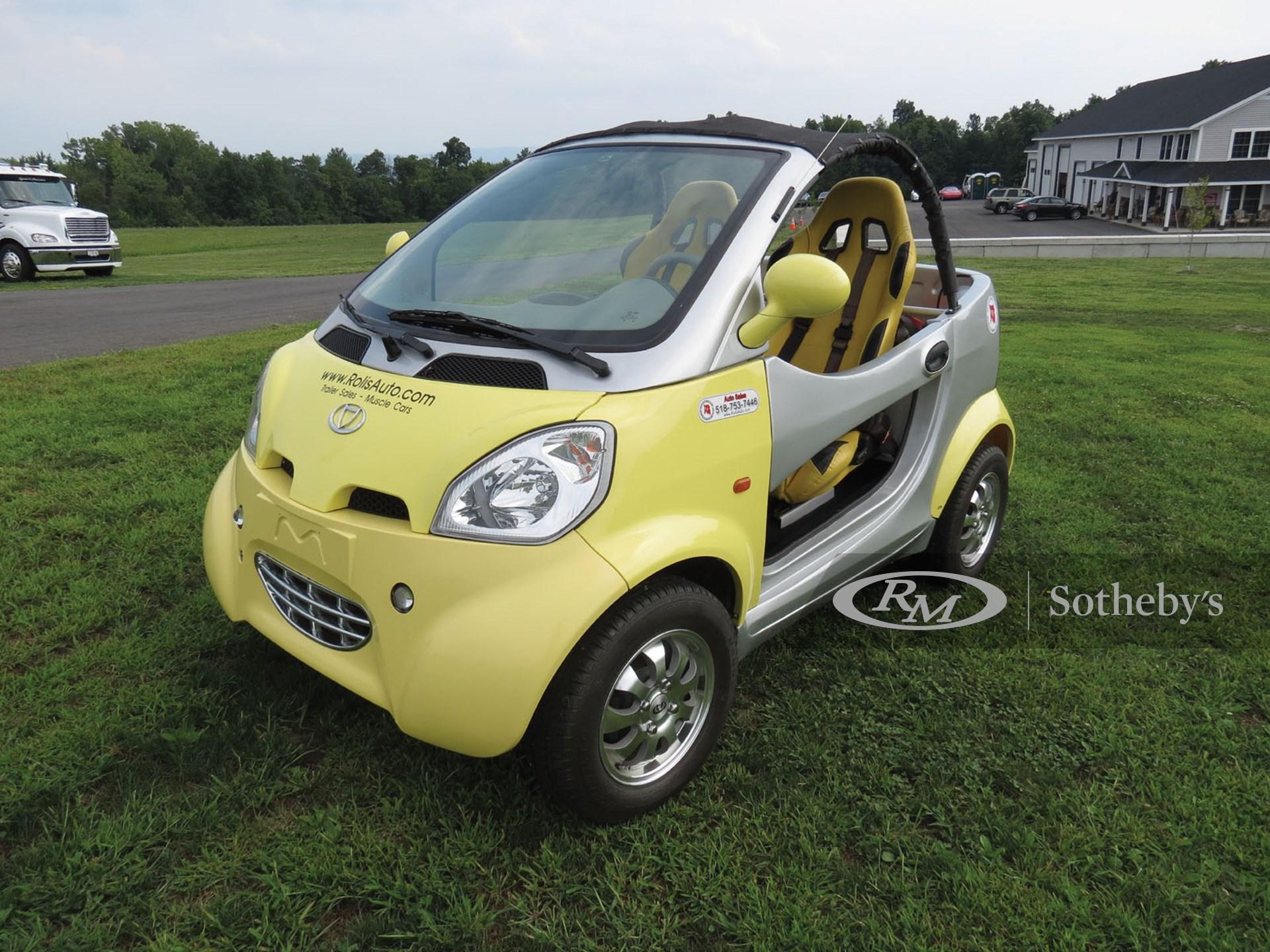 2009 Kandi Coco Electric Car
