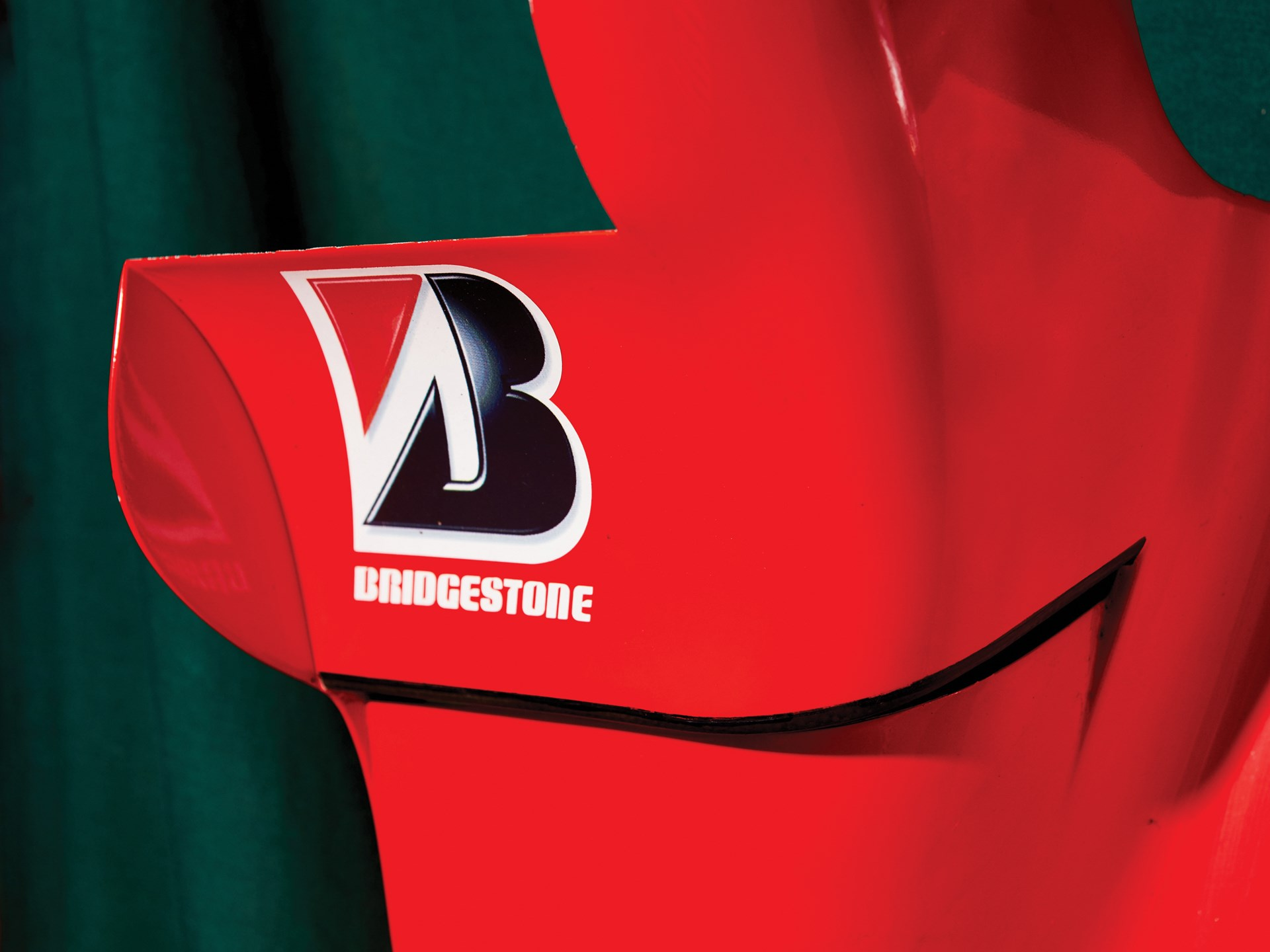 RM Sotheby's - Ferrari F2007 Engine Cover | Monaco 2018