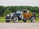 1931 Cadillac V-16 'Woodie' Convertible Coupe  - $