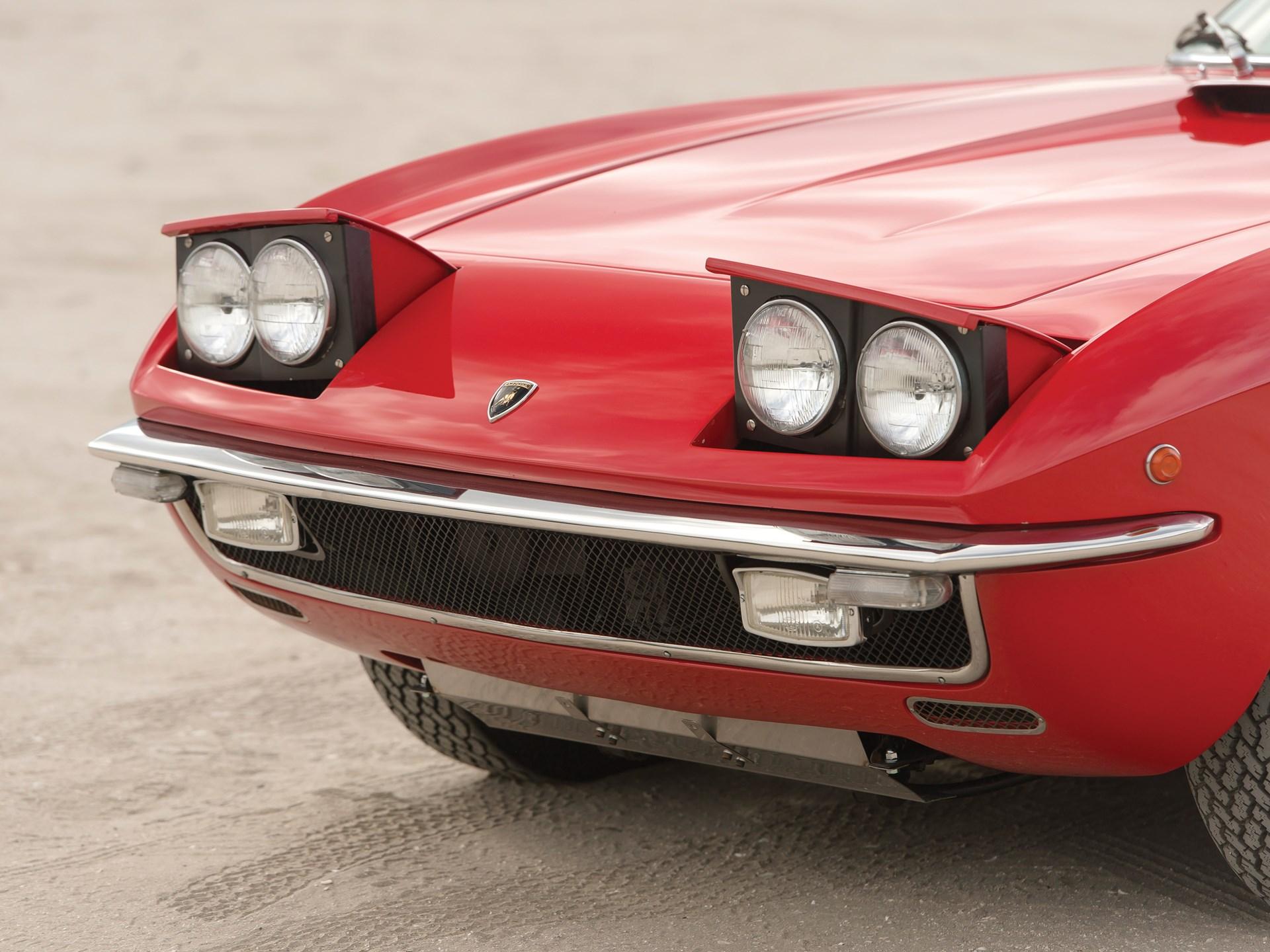 1969 Lamborghini Islero S by Marazzi