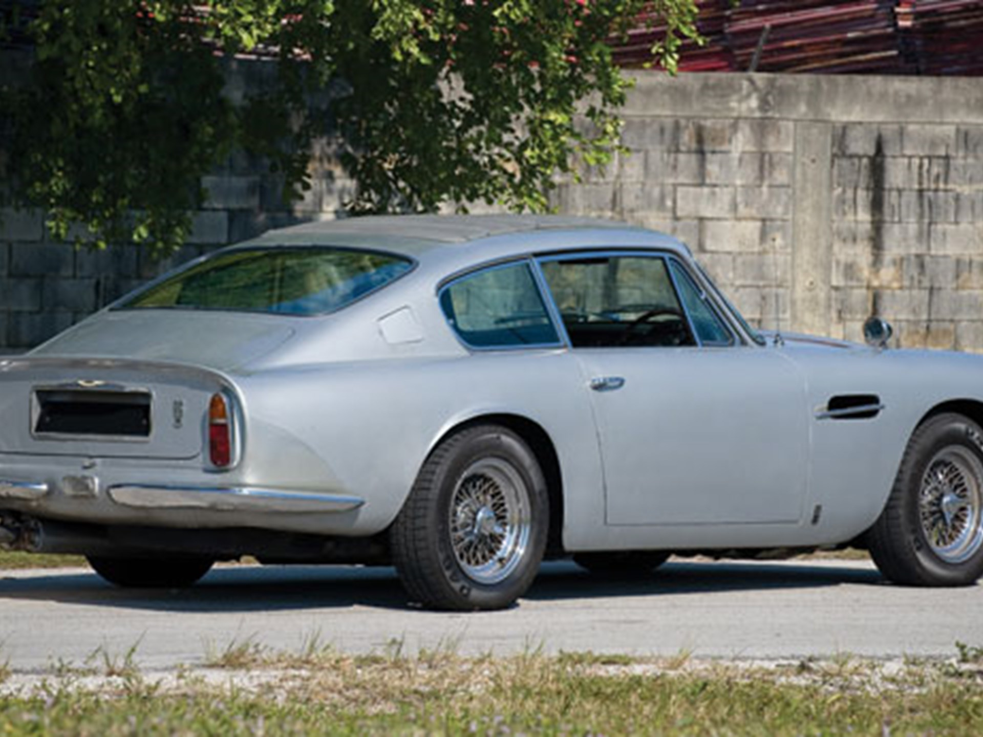 RM Sothebys Aston Martin DB Coupe Collector Cars Of Fort - 1967 aston martin