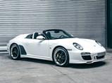 2011 Porsche 911 Speedster  - $