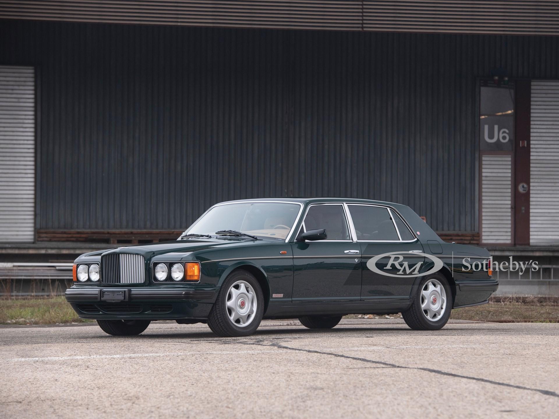 1997 Bentley Turbo R LWB
