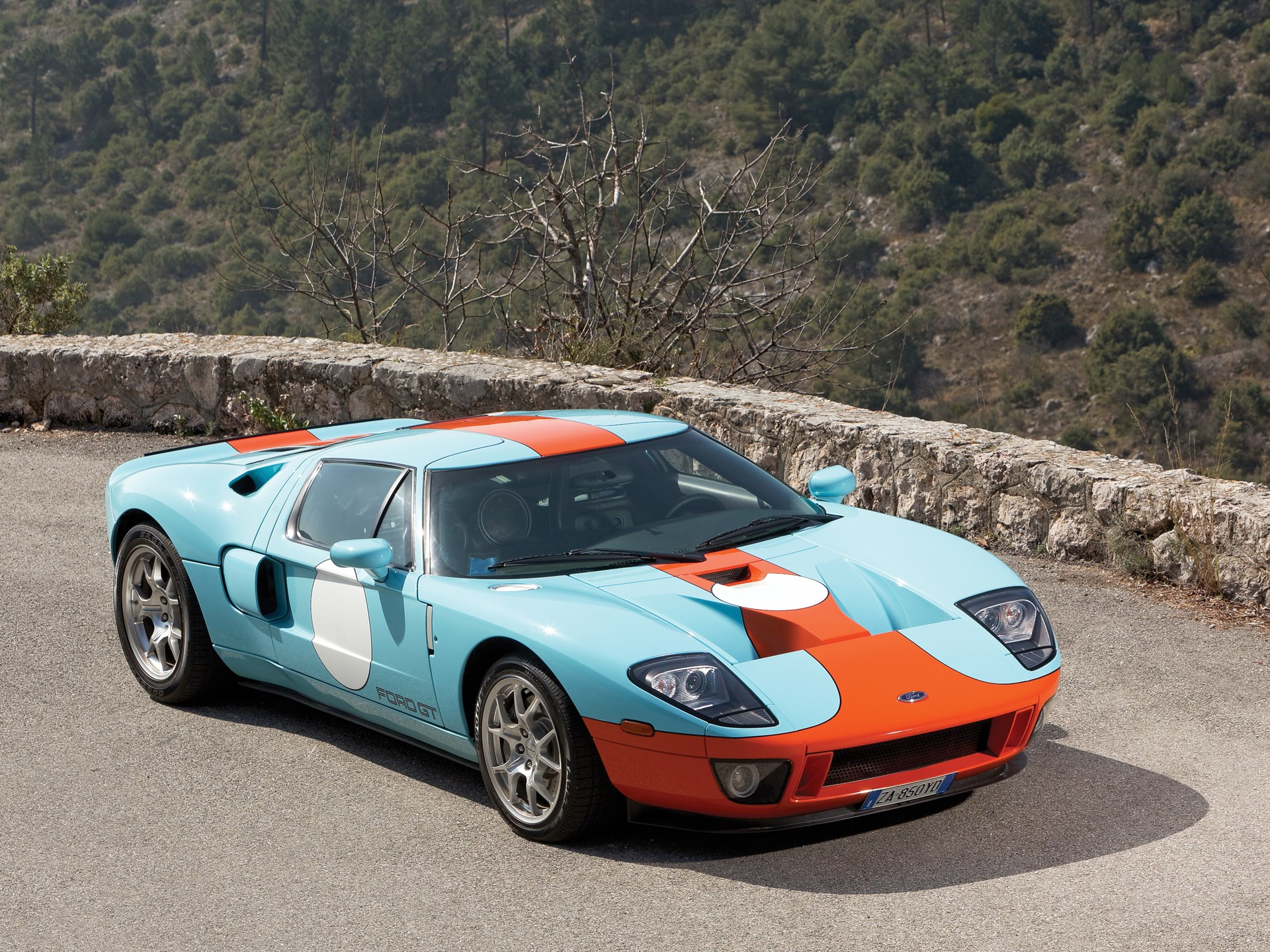 Rm Sotheby S 2006 Ford Gt Heritage Edition Monaco 2014