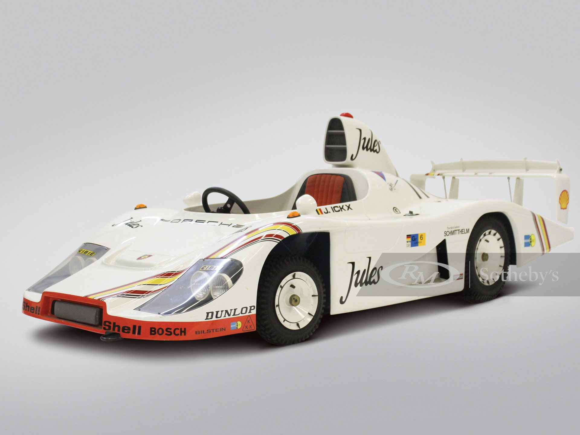 Porsche 936 Junior Children's Car -