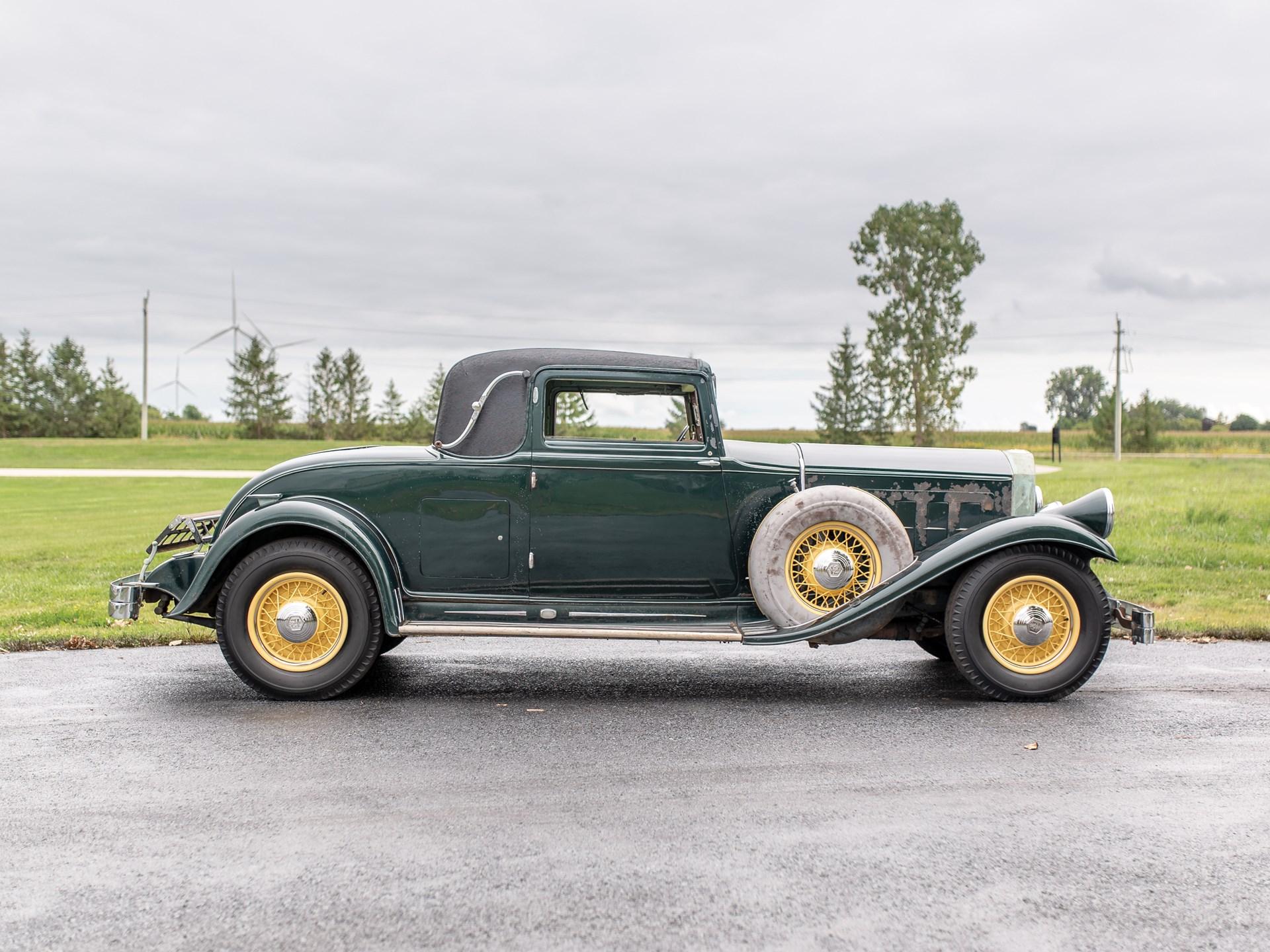 1932 Pierce-Arrow Model 51 Sport Coupe by LeBaron