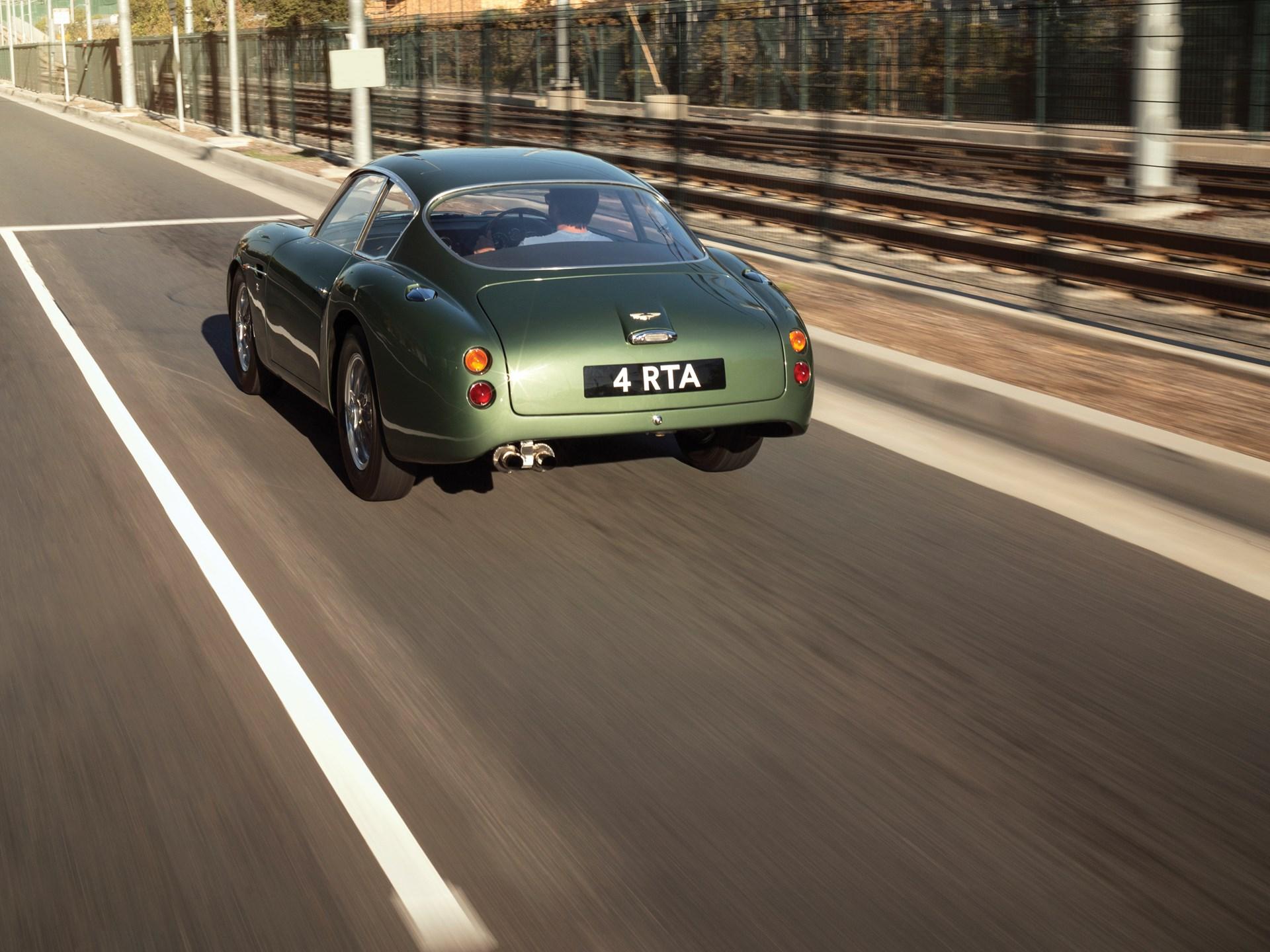 Rm Sotheby S 1962 Aston Martin Db4gt Zagato New York Driven By