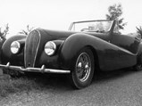 1938 Avions Voisin C28 Cabriolet by Saliot - $The Saliot C28 while in the ownership of Father Jean Gehard, 1960s.