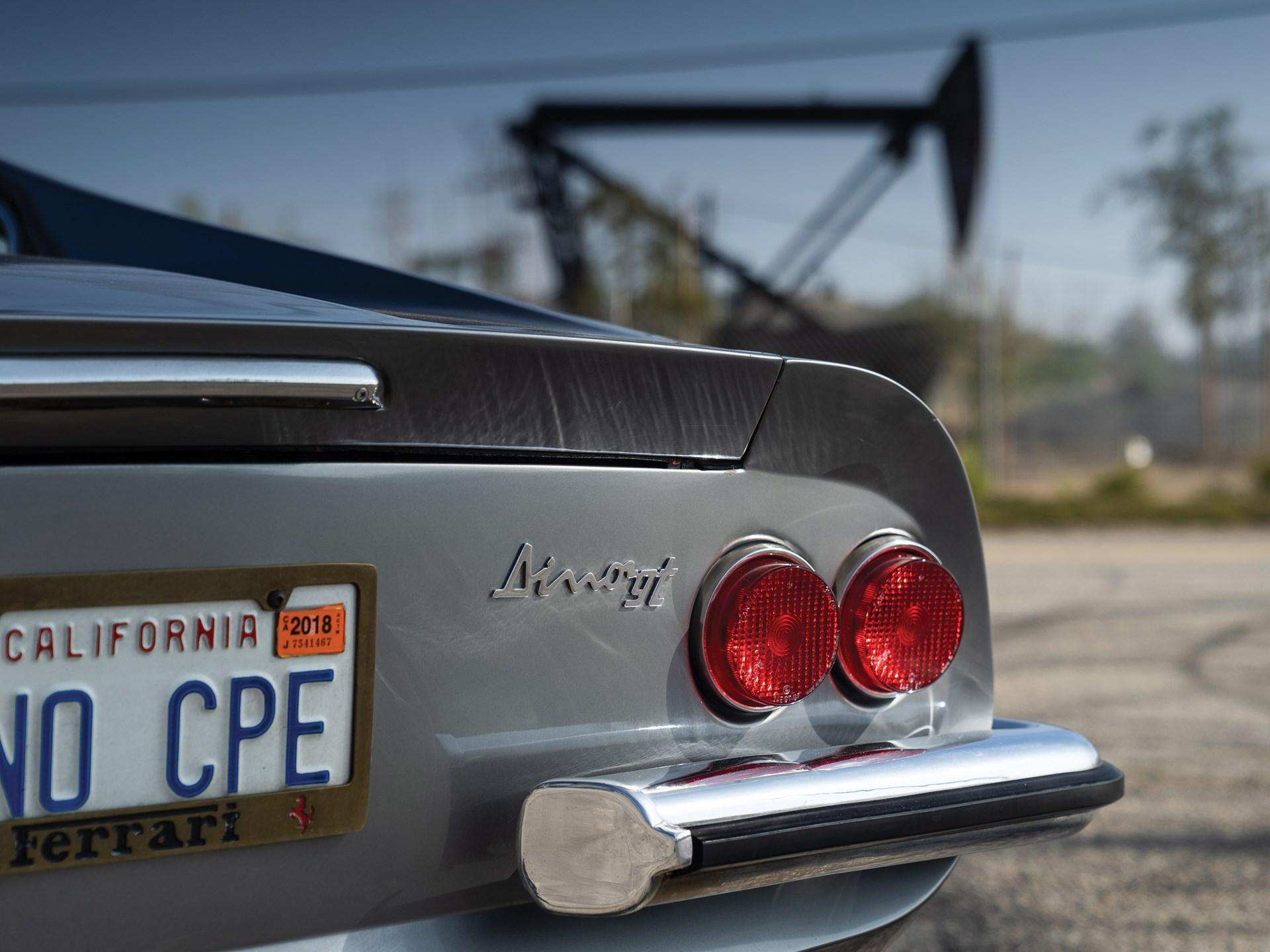 1972 Ferrari Dino 246 GT by Scaglietti