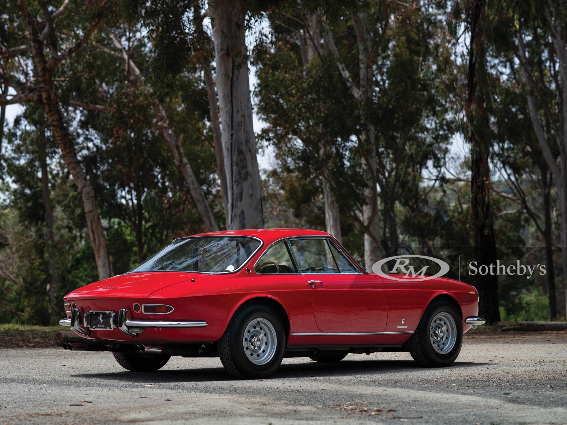 1968 Ferrari 365 GTC by Pininfarina -