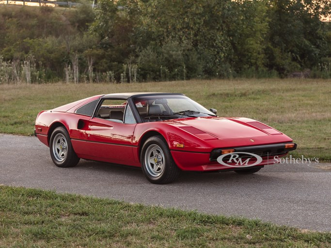 1982 Ferrari 308 GTSi - Photo: @vconceptsllc | Teddy Pieper