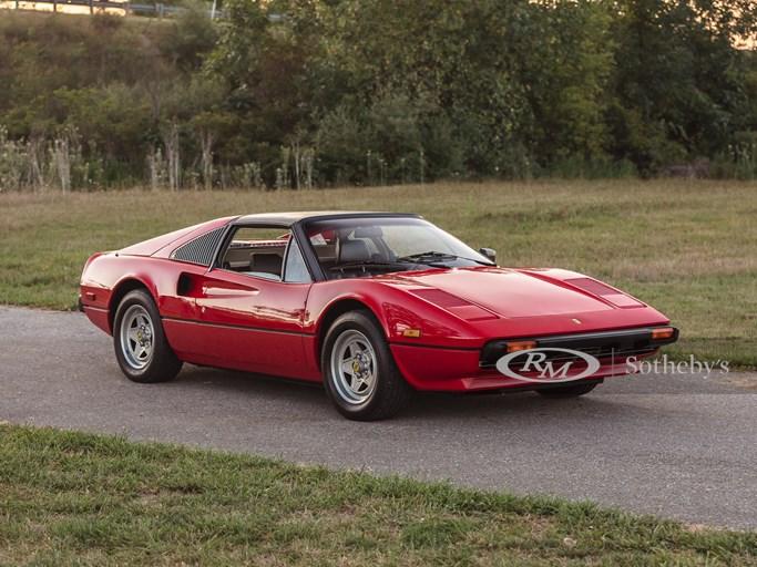 1982 Ferrari 308 GTSi - Photo: @vconceptsllc | Teddy Pieper