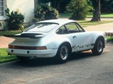 1974 Porsche 911 Carrera RS 3.0  - $The RS 3.0 when it was brought home by its original owner Sydney Butler, Memphis, Tennessee, 1974.