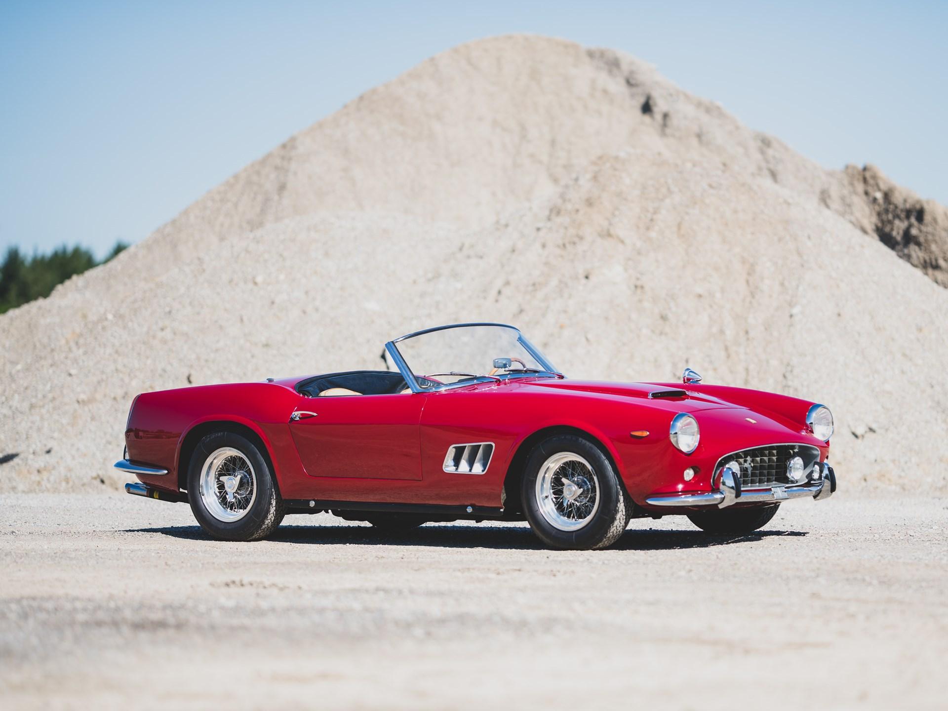 RM Sotheby's - 1962 Ferrari 250 California SWB Spider by ...