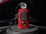 Esso 'Mystery' Dial Desk Clock and Vintage Gas Pump Desk Clock - $