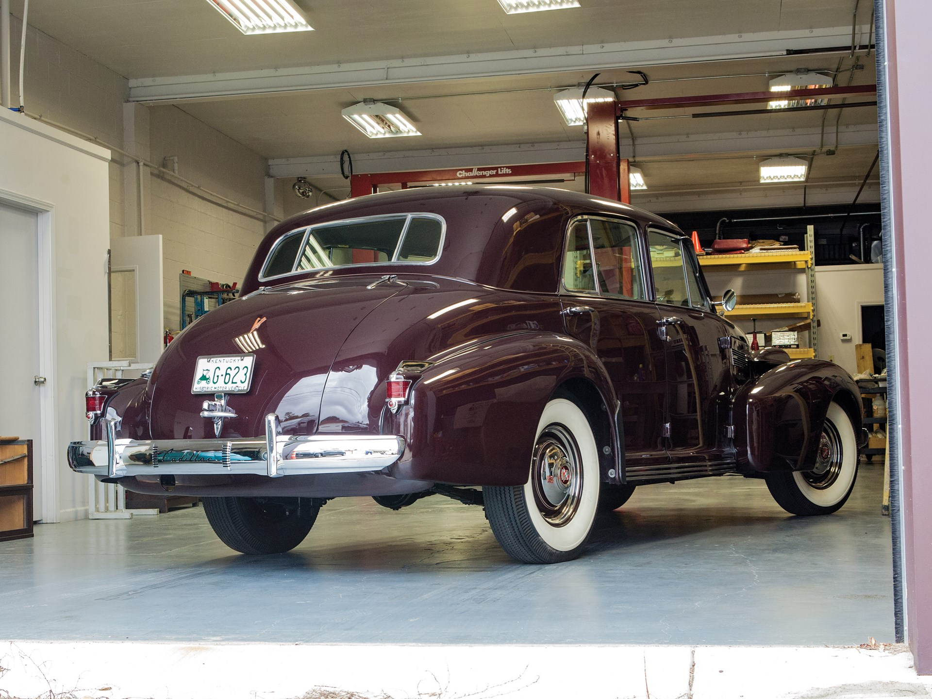 1939 Cadillac Series 60 Special Touring Sedan by Fleetwood