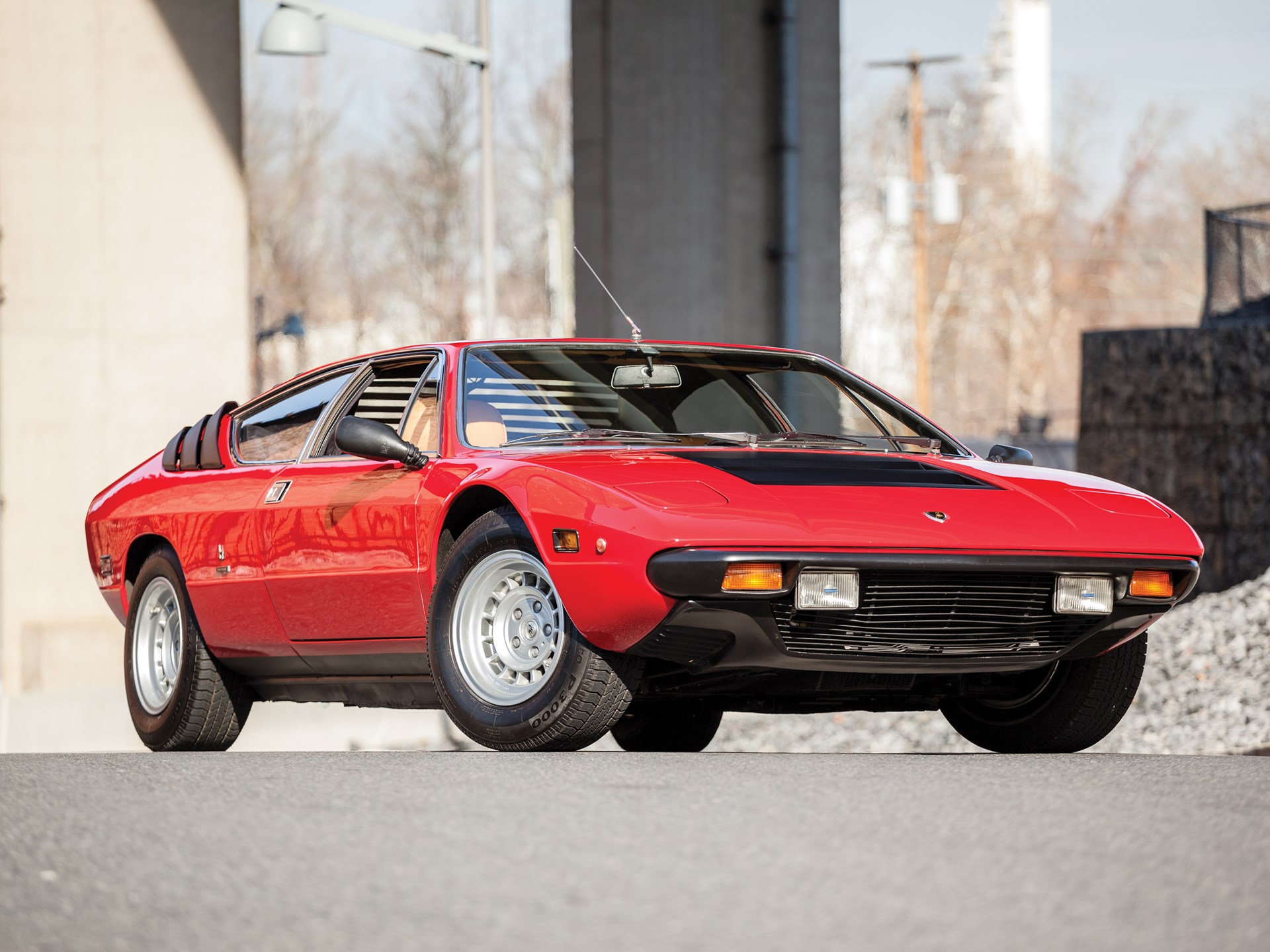 Rm Sotheby S 1975 Lamborghini Urraco P111 By Bertone Arizona 2015