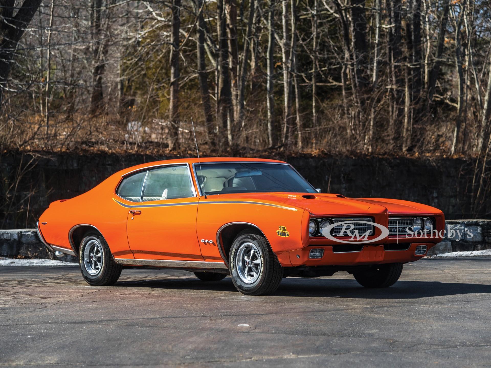 1969 Pontiac GTO 'The Judge' Recreation