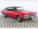 1969 Chevrolet Malibu Chevelle Sport Coupe  - $