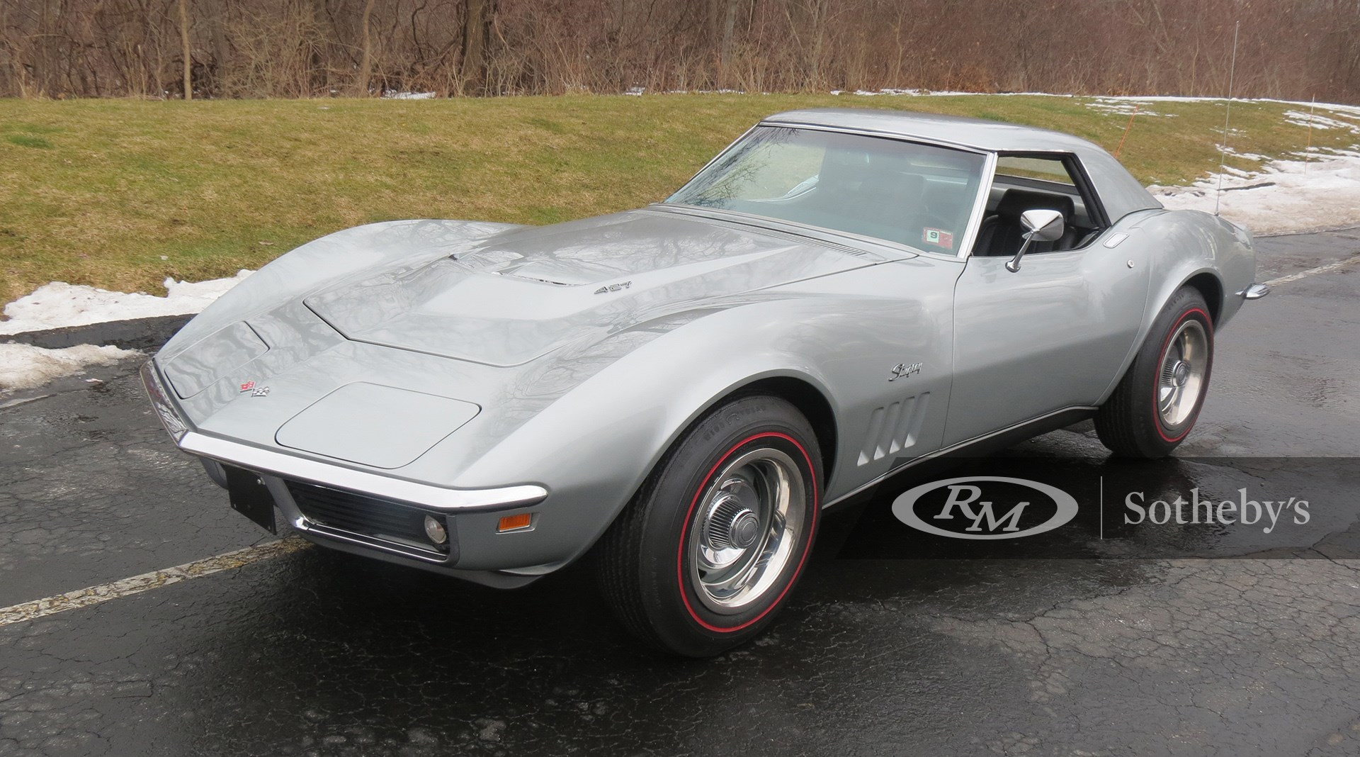 1969 Chevrolet Corvette Stingray L89 Convertible available at RM Sotheby's Online Only Open Roads April Auction 2021