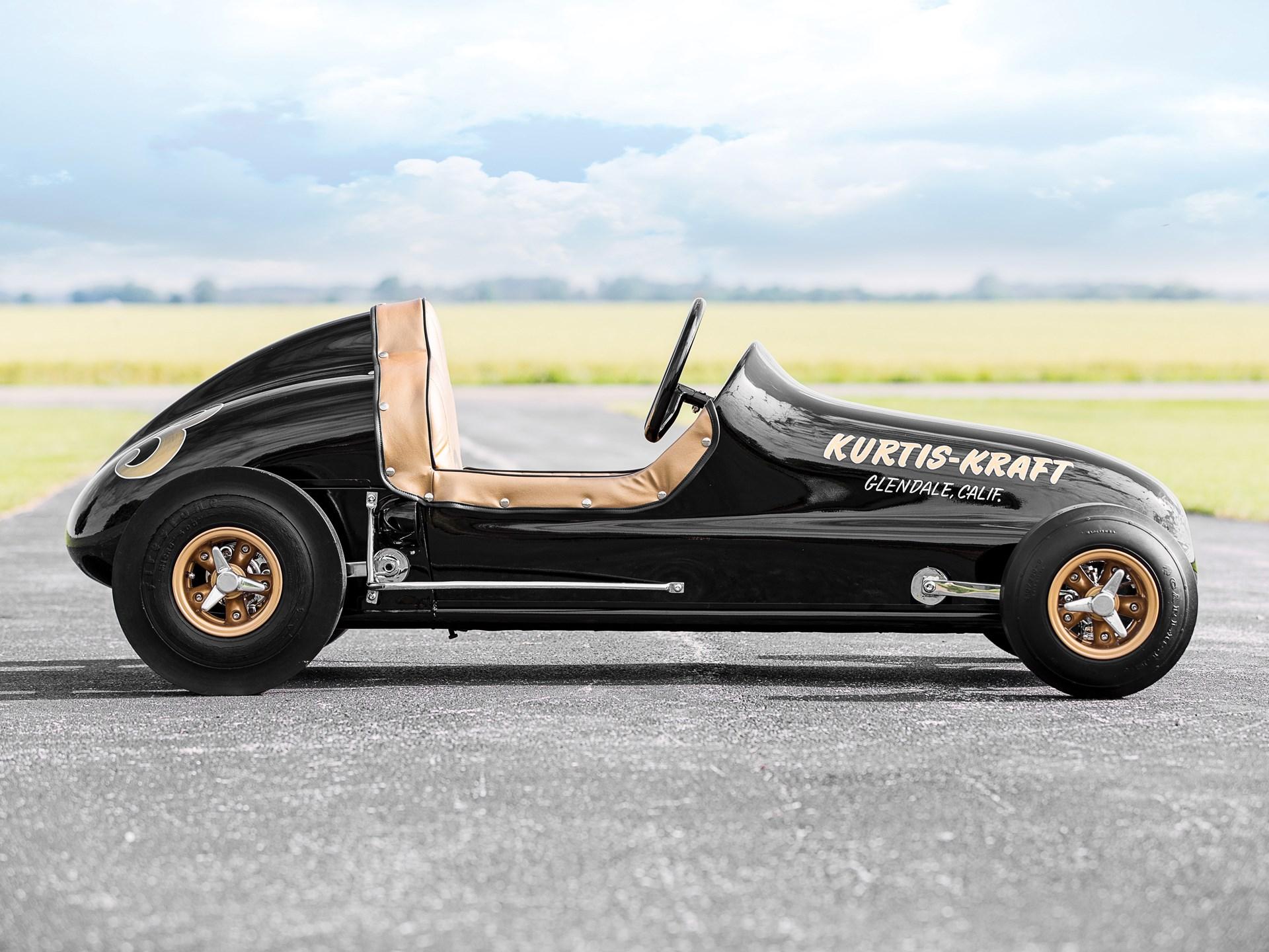 Kurtis craft midget race car are absolutely