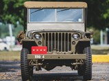 1945 Willys MB  - $