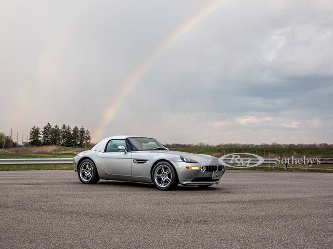 BMW Z8 | Photo: Teddy Pieper - @vconceptsllc