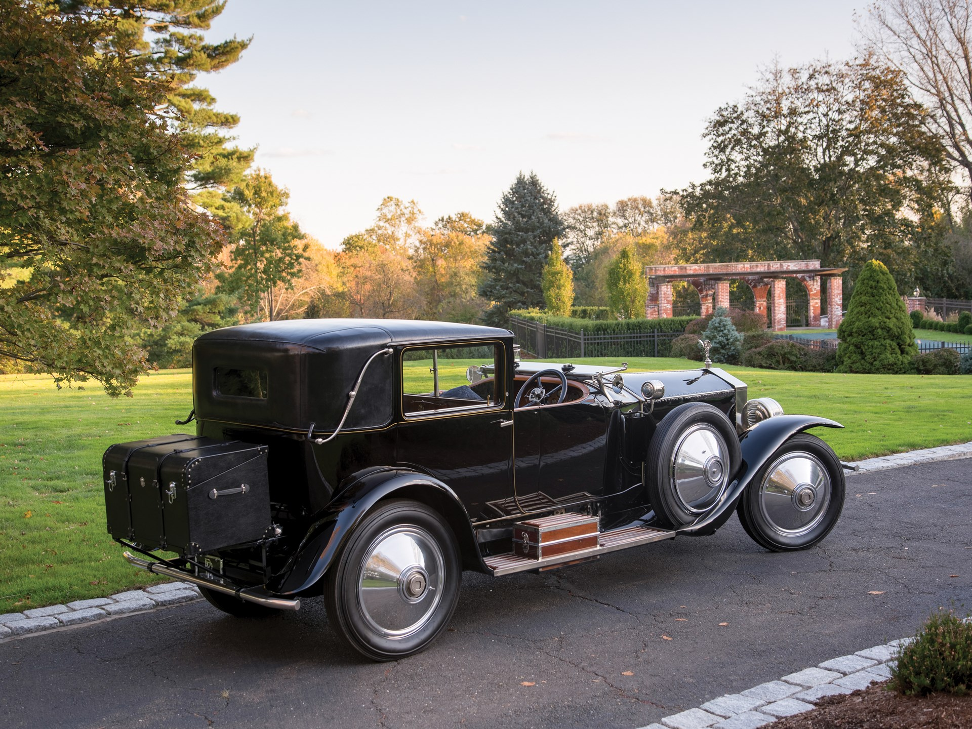 Car Auctions Ny >> RM Sotheby's - 1923 Rolls-Royce Silver Ghost Riviera Town Car by Brewster | New York - ICONS 2017