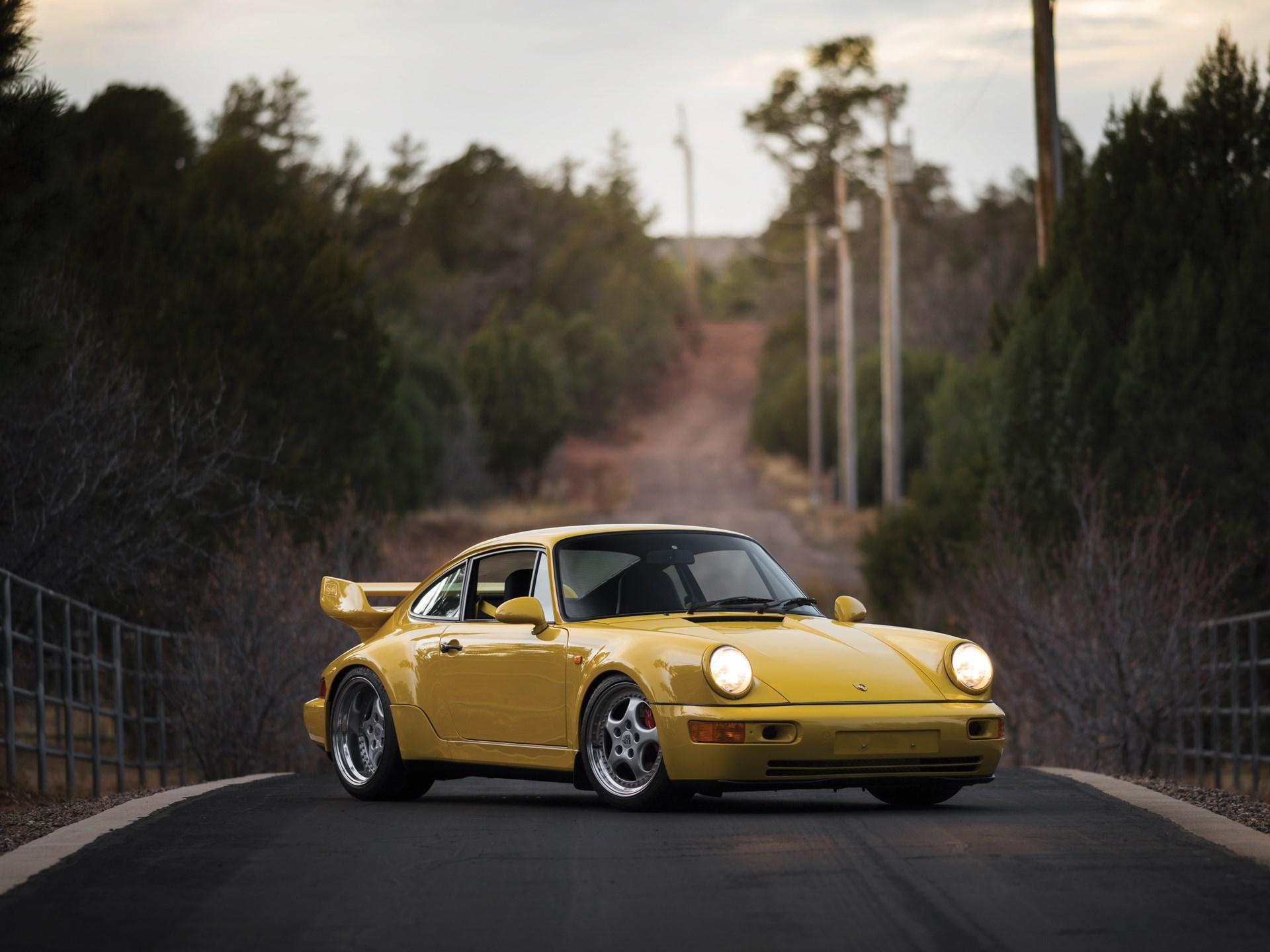1993 Porsche 911 Carrera RS 3.8