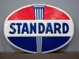 Standard Plastic Sign (Large) - $