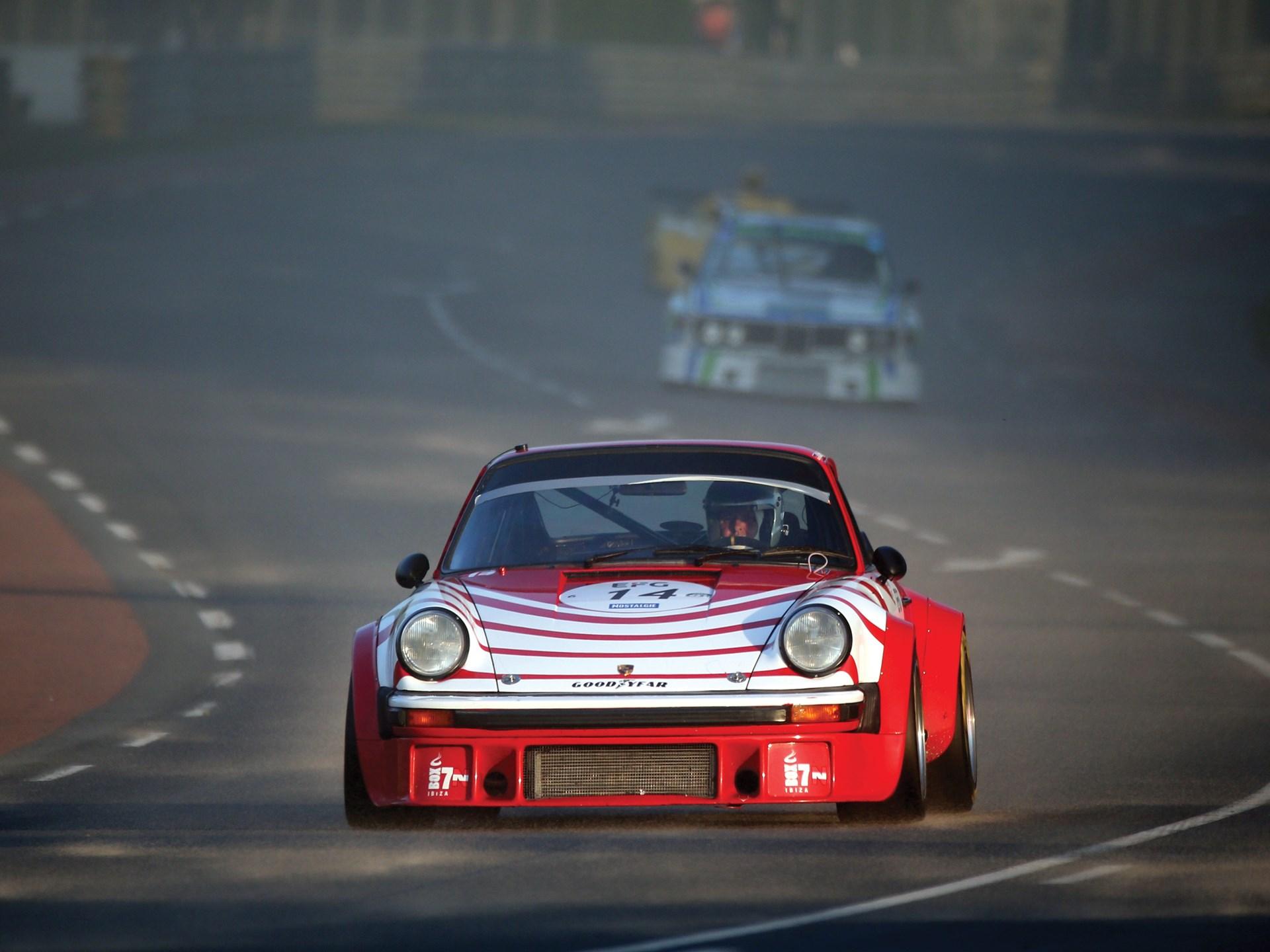 Rm Sotheby S 1983 Porsche 911 Turbo Group 4 Essen 2019