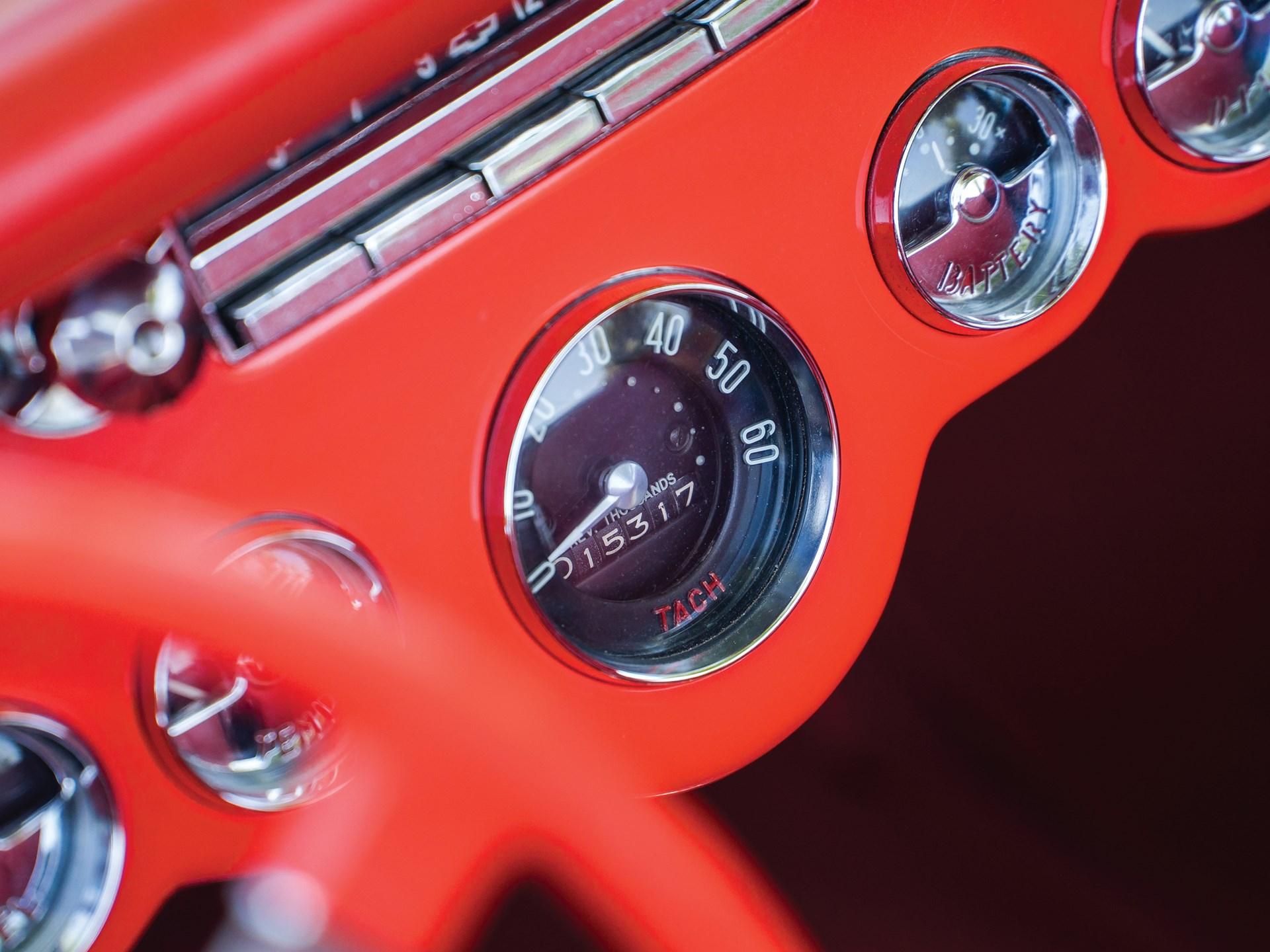 1957 Chevrolet Corvette 'Fuel-Injected' 283/283