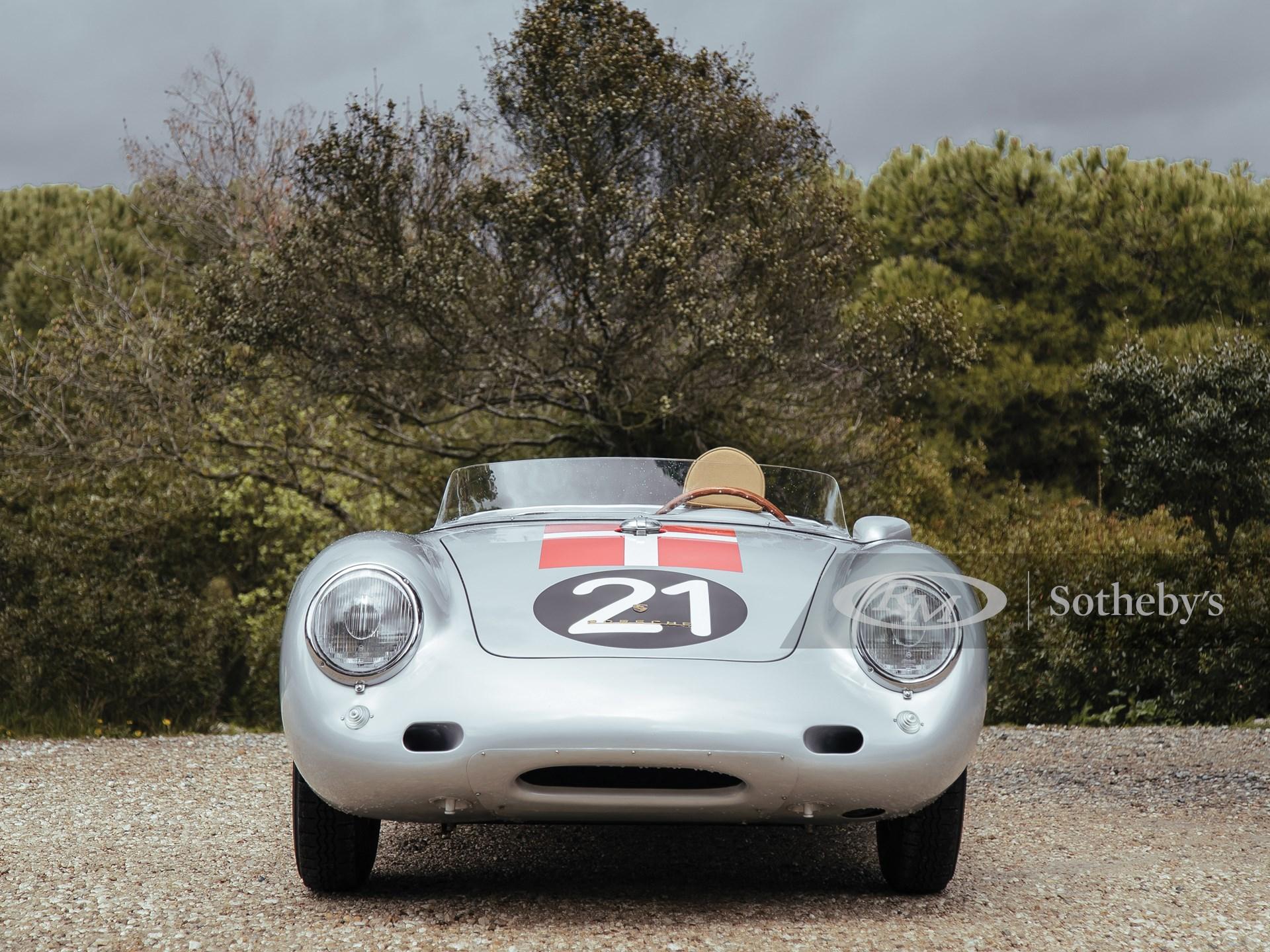1957 Porsche 550A Spyder by Wendler -