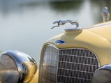 1934 Lincoln KA Convertible Roadster by Dietrich - $