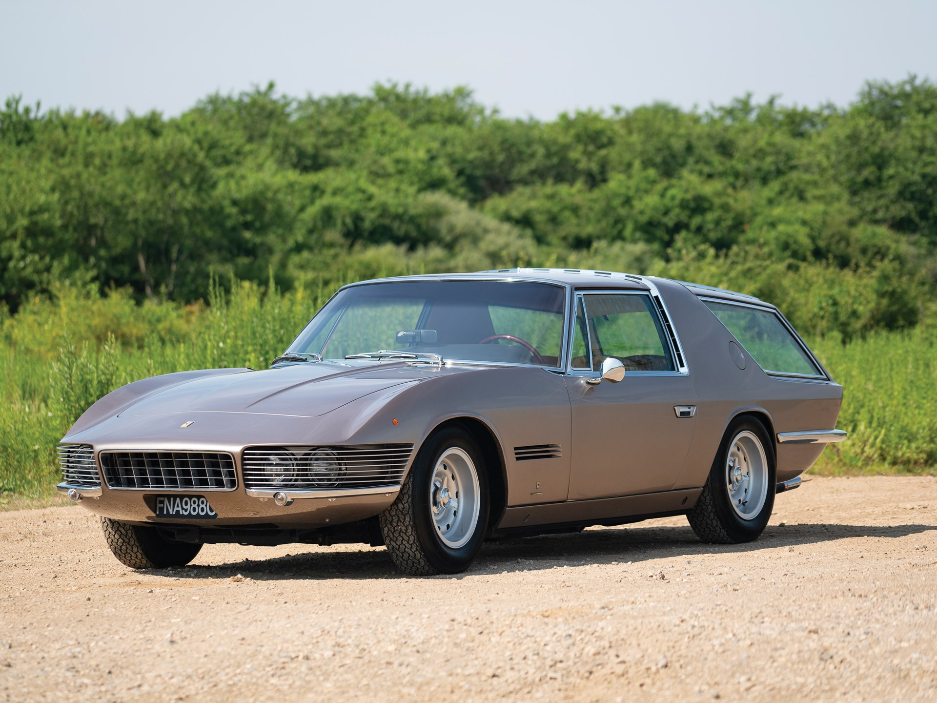 RM Sotheby's - 1965 Ferrari 330 GT 2+2 Shooting Brake by