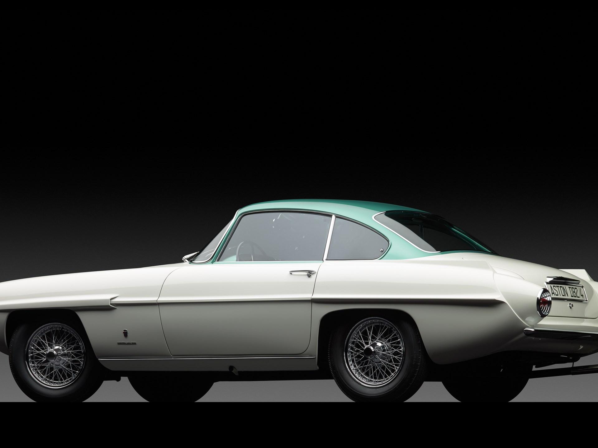 1956 Aston Martin DB2/4 Mk II 'Supersonic' by Carrozzeria Ghia
