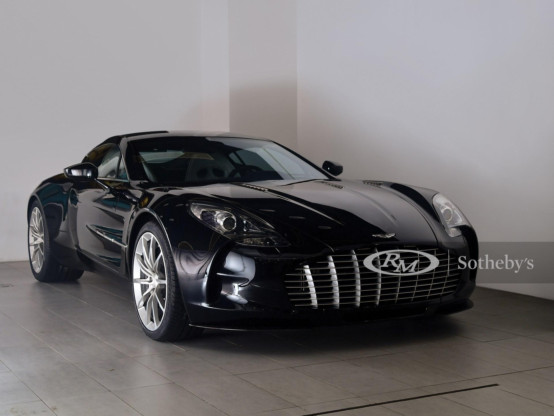 2011 Aston Martin One 77 Abu Dhabi 2019 Rm Sotheby S