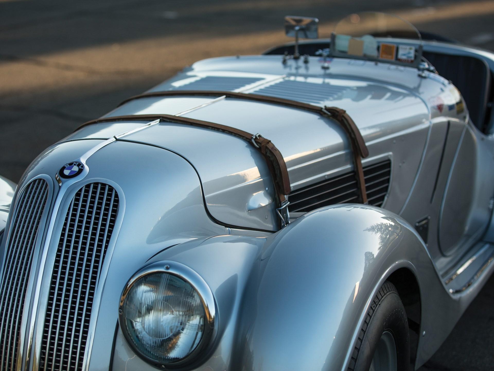 RM Sotheby's - 1939 BMW 328 | Monterey 2016
